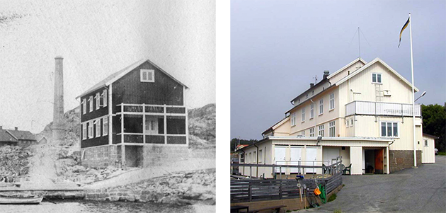 Klubban 1915 and 2015